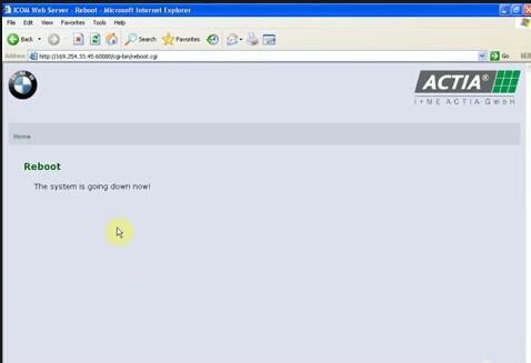 How to Update ICOM( ICOM A1/ICOM A2) to firmware to V1 38