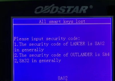 obdstar-x300-pro3-program-remote-for-mitsubishi-evo10-all-key-lost-7