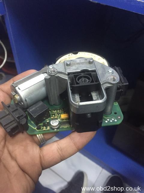 How to fix Audi A6 2006 ESL Fault Motor | OBD2shop co uk Official Blog