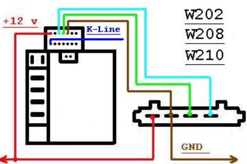 with Pinouts) Diy Guide How to build Mercedes ECU test