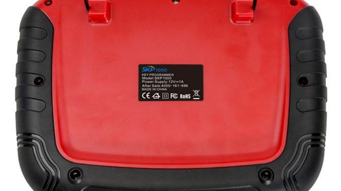 New Arrival SKP1000 SKP-1000 Tablet Auto Key Programmer + Special