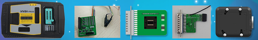 xhorse-vvdi-prog-and-adapters