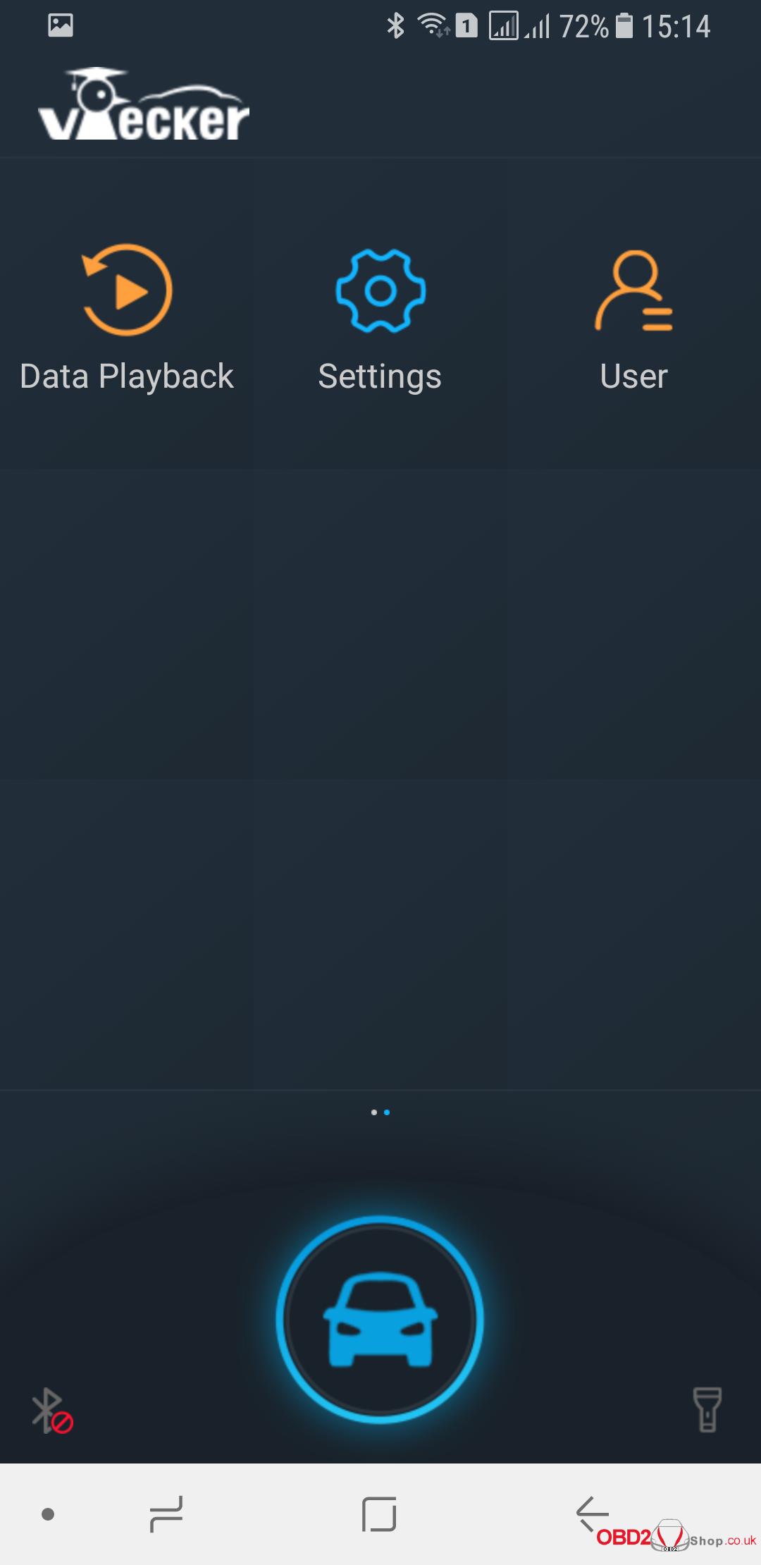 Vpecker-E4 menu-2