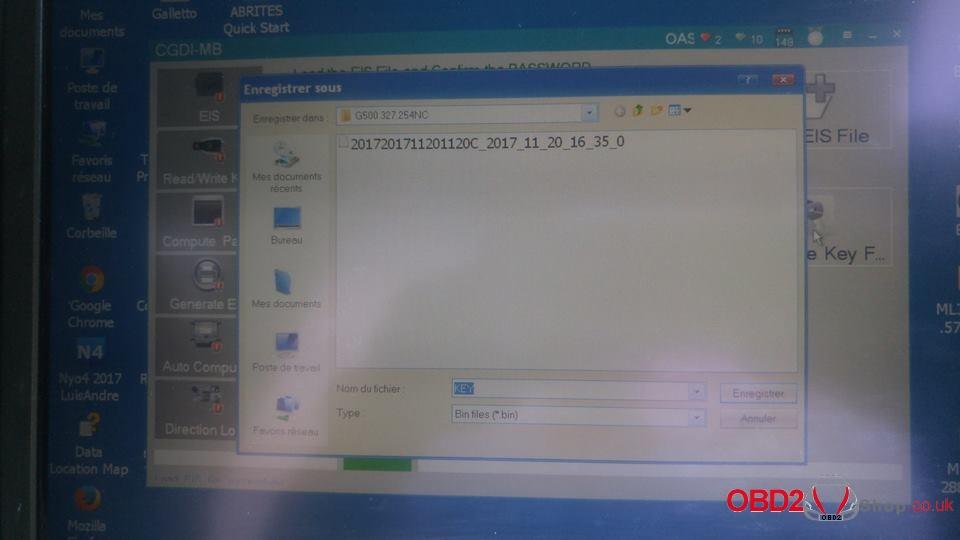 BENZ G500 year 2000-05