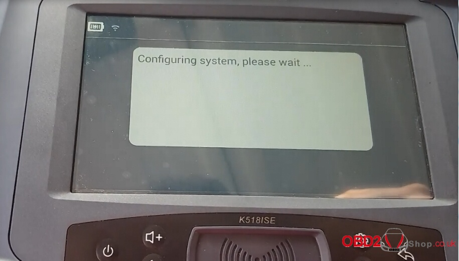 Lonsdor K518 Reads PIN code on JEEP Compass-10