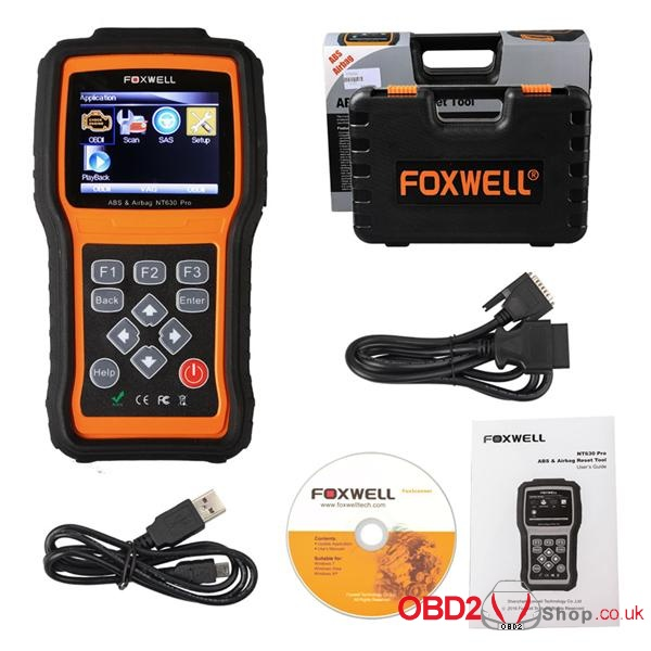 Foxwell NT630