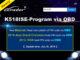 K518ISE Program viaOBD-1