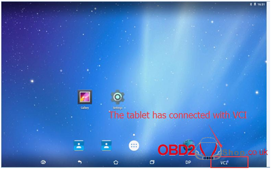 OBDSTAR X300 DP Pad Tablet Register guide-6