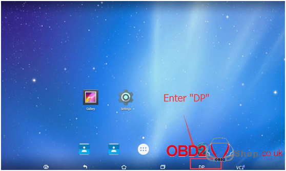 OBDSTAR X300 DP Pad Tablet Upgrade guide-4
