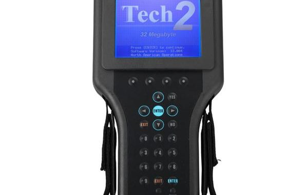 gm tech 2