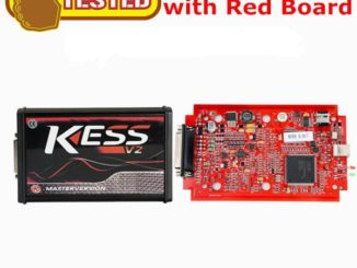 KESS V2 V5.017 wite Red Board