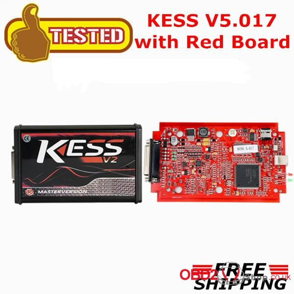 How to unlock PCR 2 1 with kess V2? | OBD2shop co uk