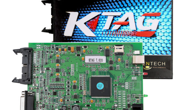 KTAG V7.020 ECU Programming Tool