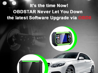 OBDSTAR X300 Pro3 & DP full package free update