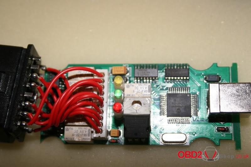 opcom 2010 firmware v1.45 pcb