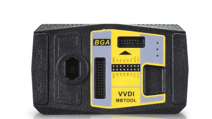 Xhorse VVDI MB Tool update