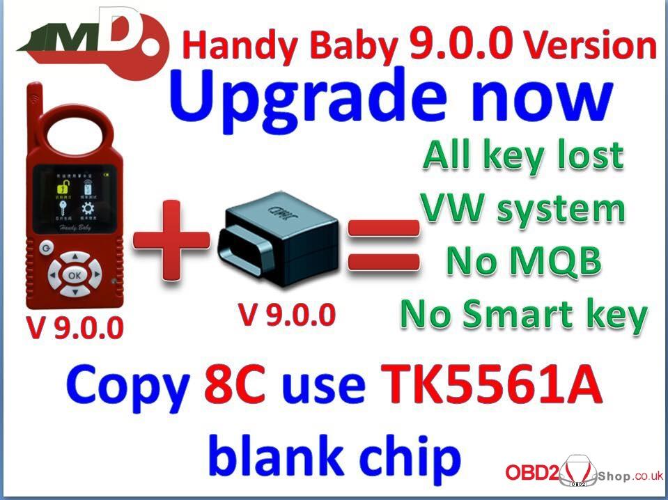 Handy Baby v9.0.0 update-1
