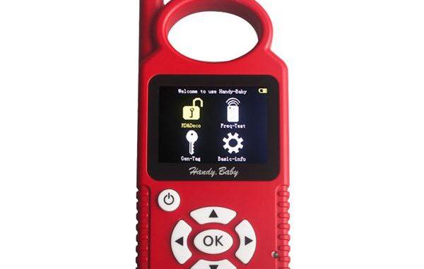 Handy Baby Hand-held Car Key Copy Auto Key Programmer
