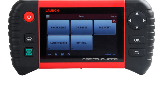 Launch Creader CRP Touch Pro 5.0""