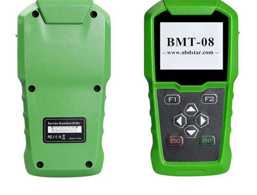 OBDSTAR BMT-08 Battery Tester