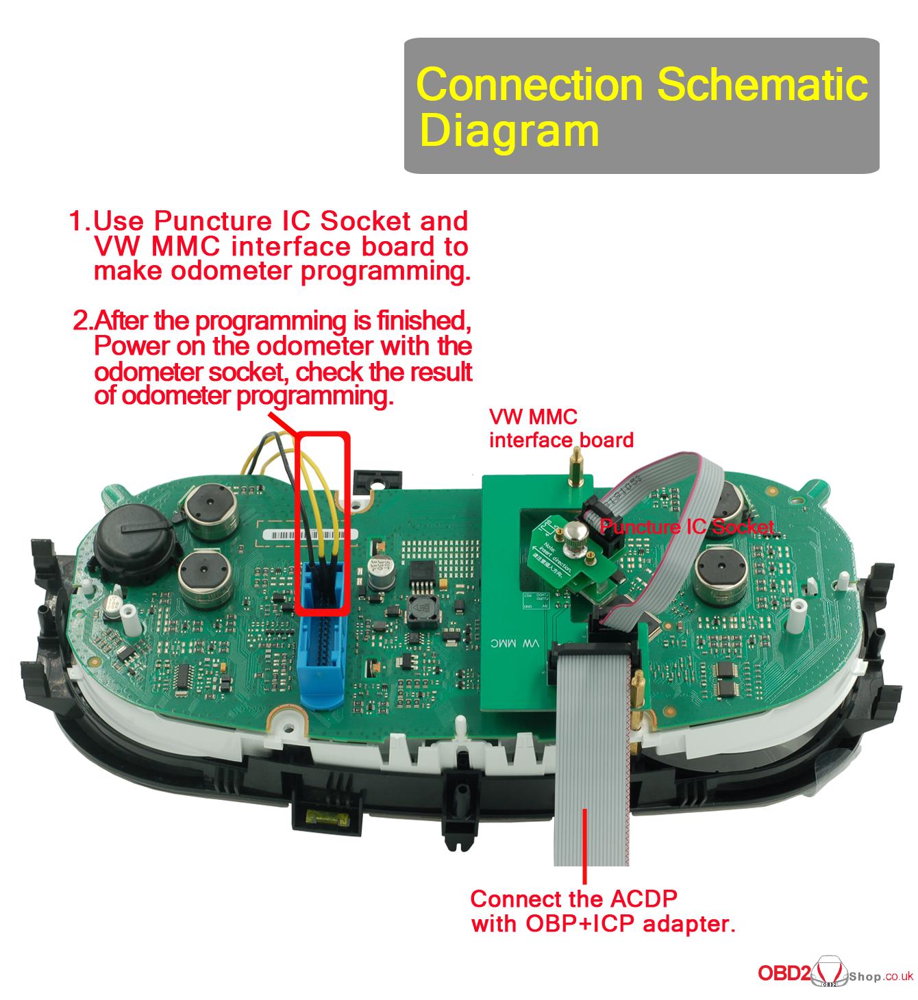 MMC wiring diagram