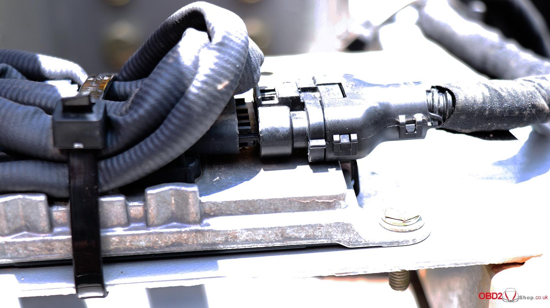 carfans c800 NOX sensor connection-003