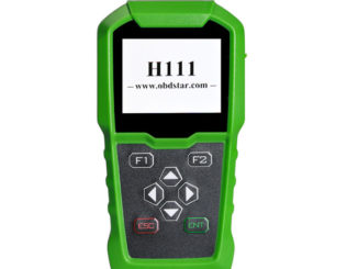 OBDSTAR H111 Key Programmer for OPEL