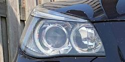 """BMW E60 2004 year issues with my xenon headlight height adjustment. It does not move at all and there is no self check at startup. The green light is blinking, in auto and in low beam setting and I have error E519 (Alive signal from ALC is missing). Bought new motors for in the headlight, doesn't work but then I thought and read alot and now I am suspecting the AHL module (behind the glove box). Tools to use: BMW ICOM with Inpa and ISTA Through INPA I can access the: Light Module and check all the low beams, high beams, blinking lights etc etc. But when I get the headlight vertical aim control I get an error from INPA: 图bmw-e60-xenon-headlight-height-adjustment-error-with-inpa.jpg My car is from 2004 and the I believe the LMA controls, through the AHL, the stepper motors in the headlight. What should I first look for? Get a """"new"""" AHL module or check for example the 2 height control sensors under the car?  In addition in ISTA+ the AHL module is colored red and I also cannot read the AHL ECU: 图ISTA AHL error.jpg  Suggestion & Guidance: You got an fault code that stated """"No signal from AHL module..."""", you got trouble acessing AHL module with inpa, you got a communication fault in ISTA. What other """"hints"""" do you need? Of course you should replace the AHL module, new stepper motors is a waste of money. Issues with AHL ecu are quite common, so get a good used one or a new one, plug in, code, done.   Further Questions and Answers: I replaced the AHL module and added the VO $524A. 图VO 524.jpg  And recoded the AHL module.   Result: steady, non blinking green LED next to the light switch -:D Now in ISTA the AHL module is accessible. Physical check on startup with selector to the most right or on auto, I cannot see the leveling. Or when I slide the wheel of the height selector from 0 to 2 Anyone know where to test them in INPA of ISTA?   Or am I wrong with the VO list? I have Xenon low beams, halogen high beams. pre-lci from '04. Currently: $502 Headlight cleaning $522A Xenon """