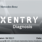 Mercedes-Benz Xentry.OpenShell.XDOS 2018.12 (18.12.5) Free download
