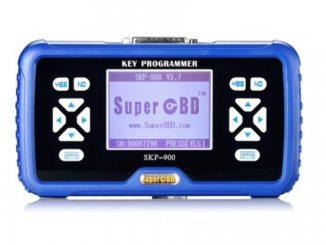 SuperOBD KP900 Auto Key Programmer