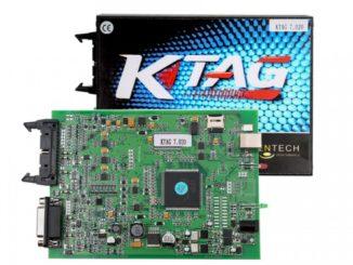 V2.23 KTAG V7.020 ECU Programming Tool