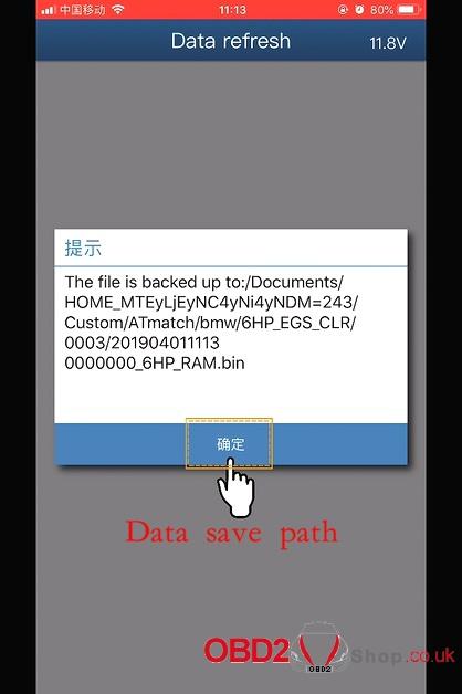 bmw-6hp-data-refresh-via-yanhua-acdp-20