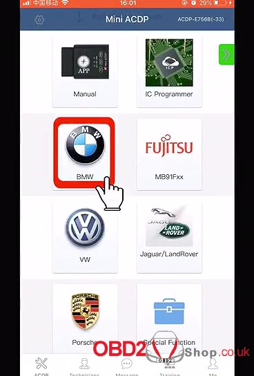 yanhua-mini-acdp-bmw-cas4-pin-is-not-good-connected-solution-20