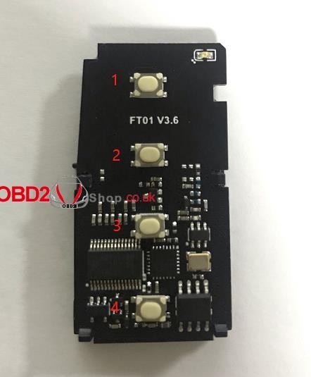 How to Unlock Lonsdor FT01 smart key-01