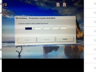 IDS Software - Production License Activation