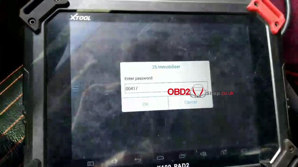 xtool pad2 VW Crossfox 2010 3G key programming-02