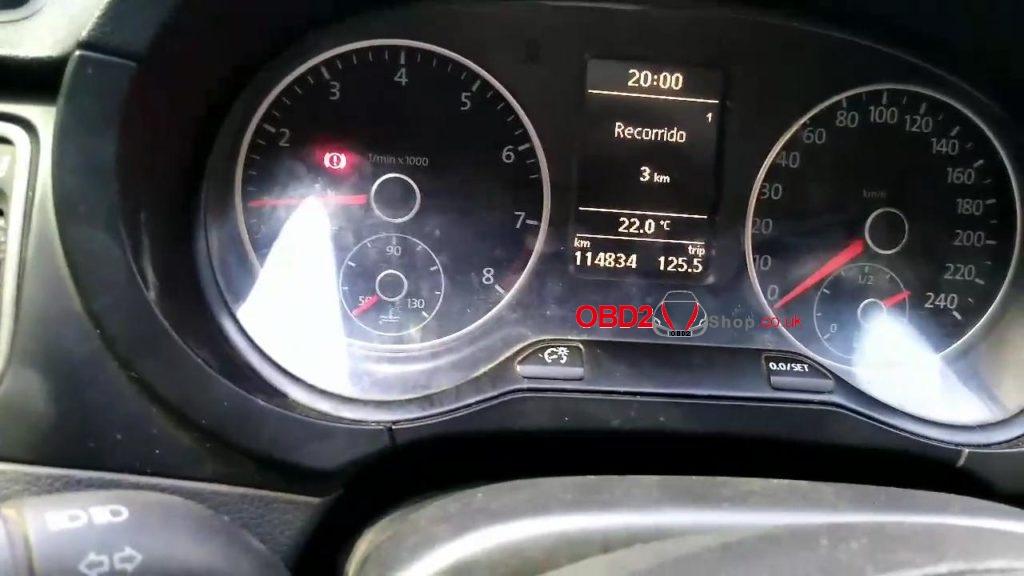 xtool pad2 VW Crossfox 2010 3G key programming-06