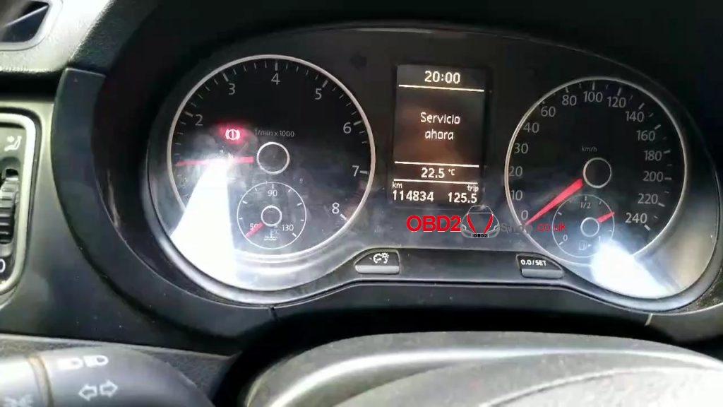xtool pad2 VW Crossfox 2010 3G key programming-07