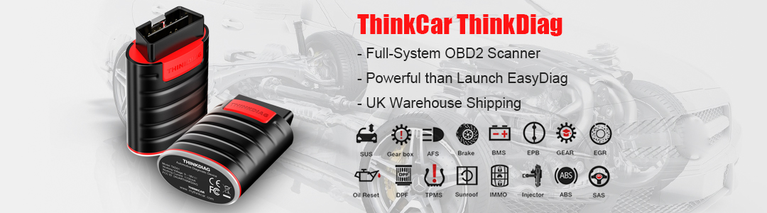 thinkcar thinkdiag scanner