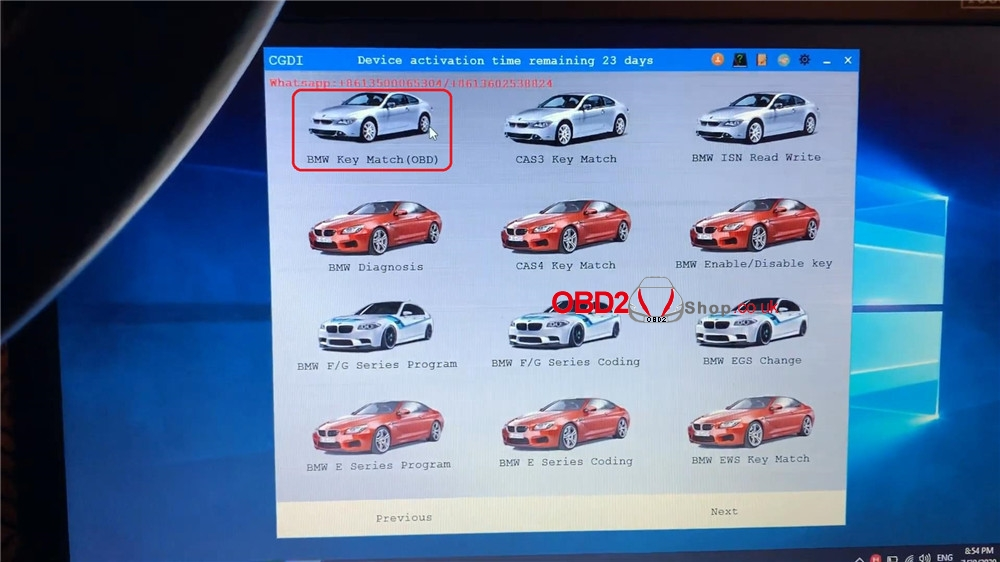 how-to-use-cgdi-to-add-a-key-for-e92-bmw-by-obd (3)
