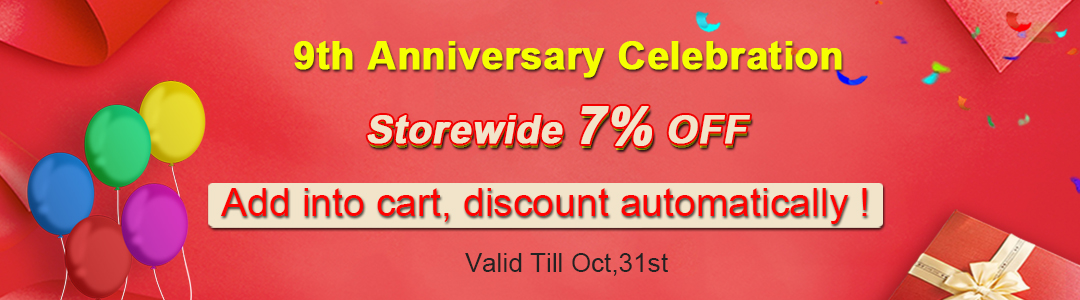 OBD2shop.co.uk 9th Anniversary