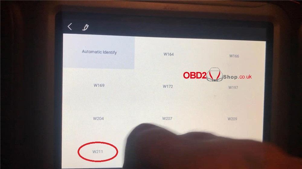 mercedes-w211-add-a-key-via-xtool-x100-pad3-kc501 (11)