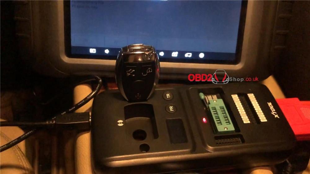 mercedes-w211-add-a-key-via-xtool-x100-pad3-kc501 (25)