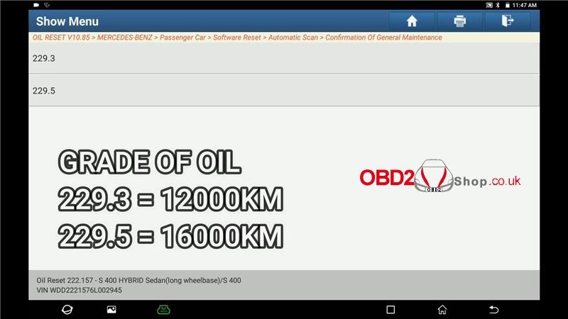 mercedes-s-class-w222-oil-reset-via-launch-x431-scan-tool (11)