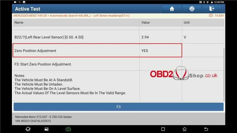 benz-e250-w212-zero-position-adjustment-via-launch-x431-pad-v (10)