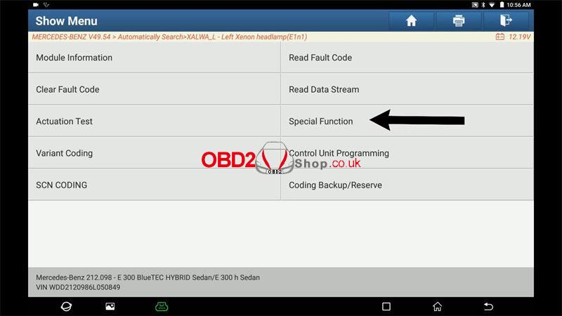 solved-launch-x431-pad-v-calibrate-benz-xenon-headlamp-c156e00-(8)