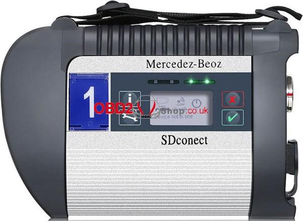 MB SD C4 Plus/ SD Connect C4 Plus