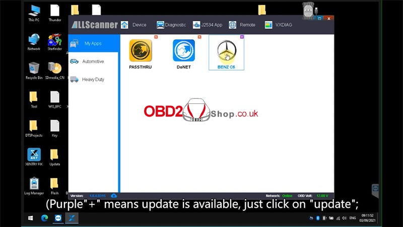 update-vxdiag-vcx-se-firmware-license 09
