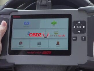 vident-ismart807pro-review-functions-quick-look-on-mercedes 02